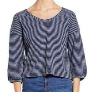Madewell Wild Ginger Women's 3/4 Sleeve Sweatshirt